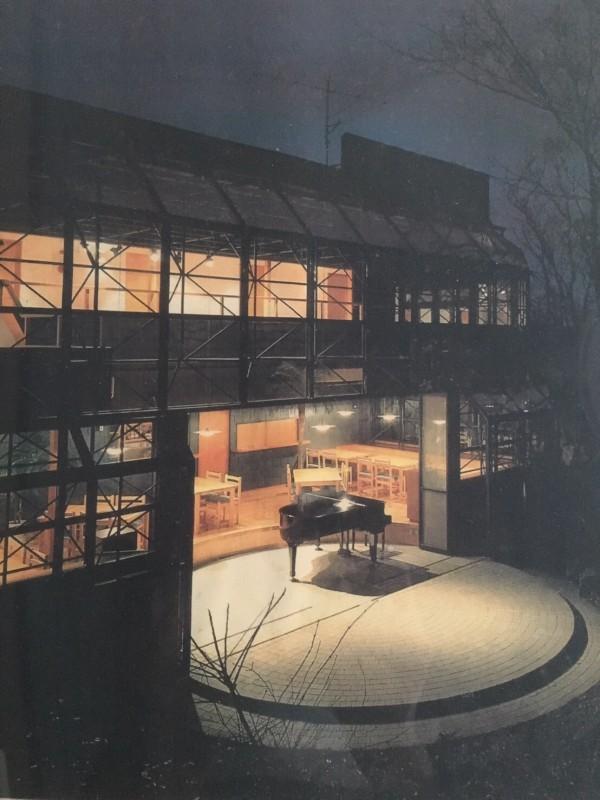 演奏会が出来るペンション「林間劇場」