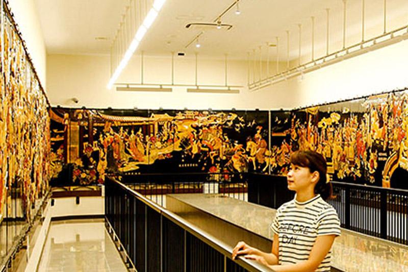 象牙と石の彫刻美術館 〜ジュエルピア〜